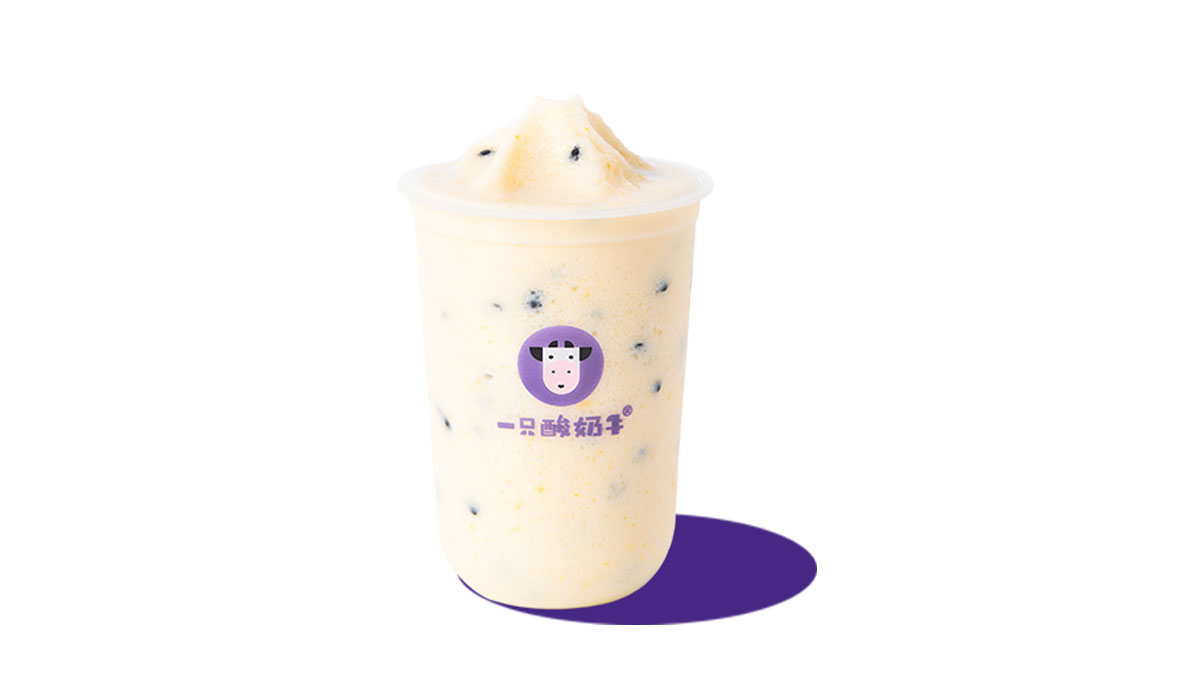 百香菠菠酸奶多