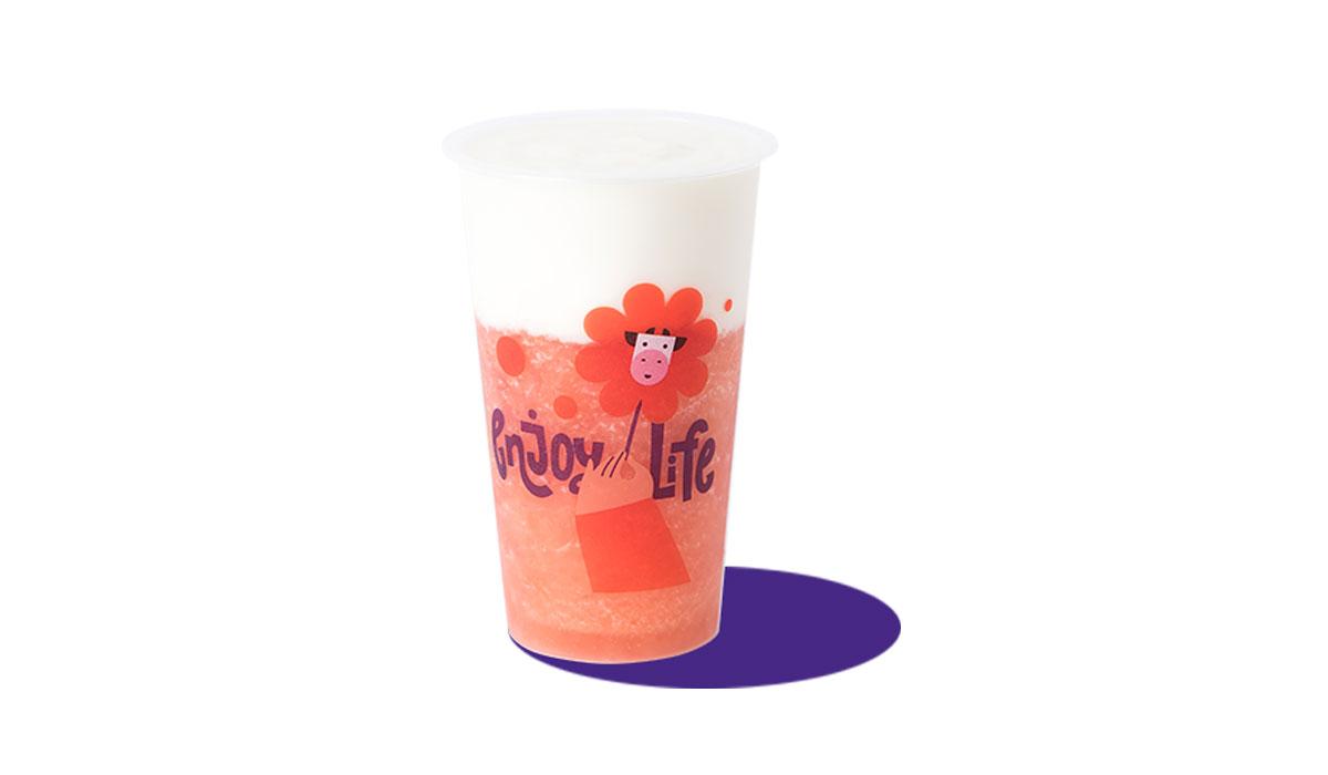 红柚酸奶摇
