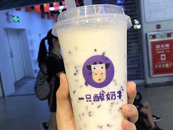 2020年加盟一只酸奶牛要多少钱